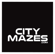 city mazes logo